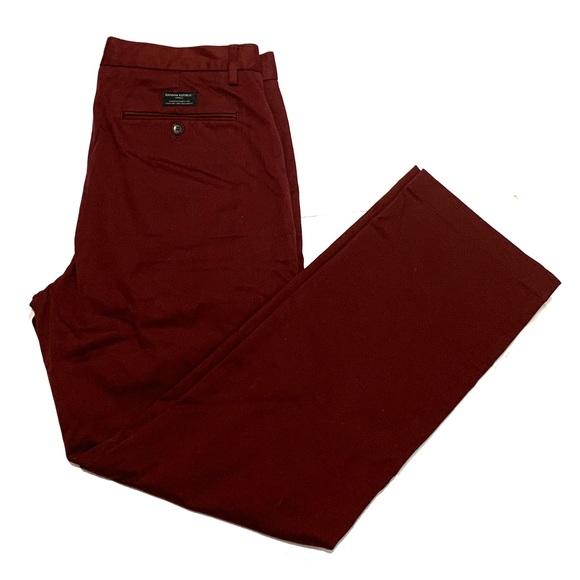 35 X 30 / BANANA REPUBLIC Chino Pants